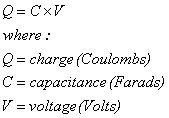 Charge Storage Capacitors